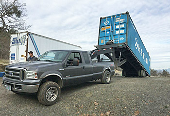 Ford & Ford Trucking Hot Shot and Expedited Trucking in